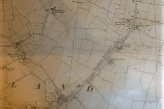 1958 map of NE Stowupland