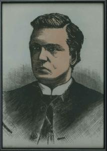 Fr. Francis Graham, Pastor 1882-1907