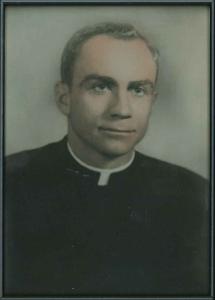 Fr. John Hix, Pastor 1969-1978