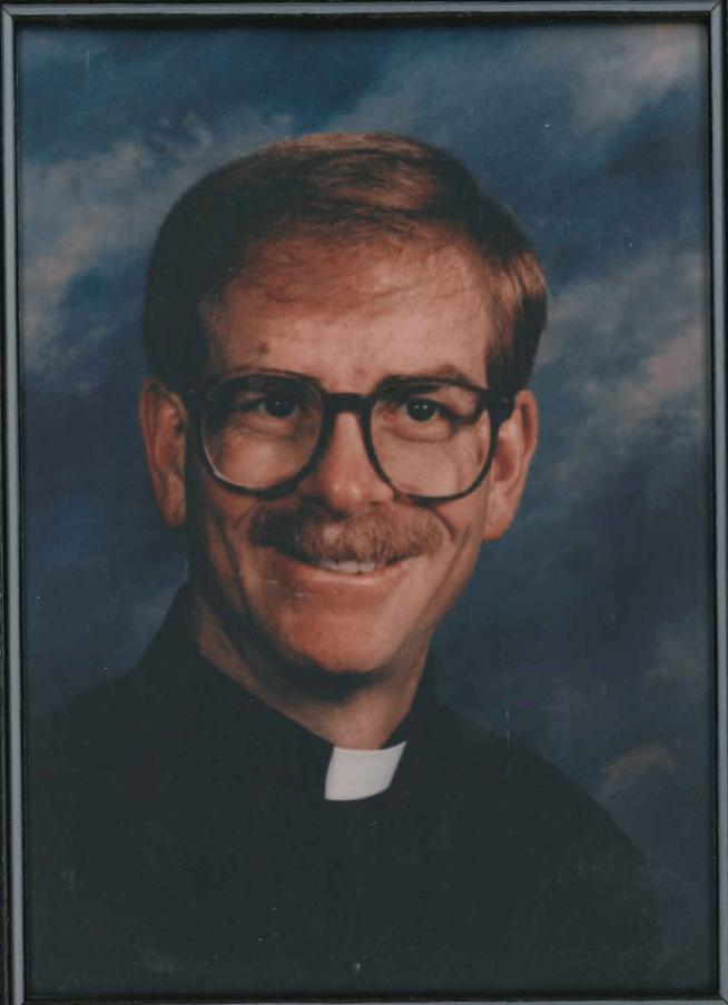 Fr. Richard Dierkes, Pastor 1990-1996