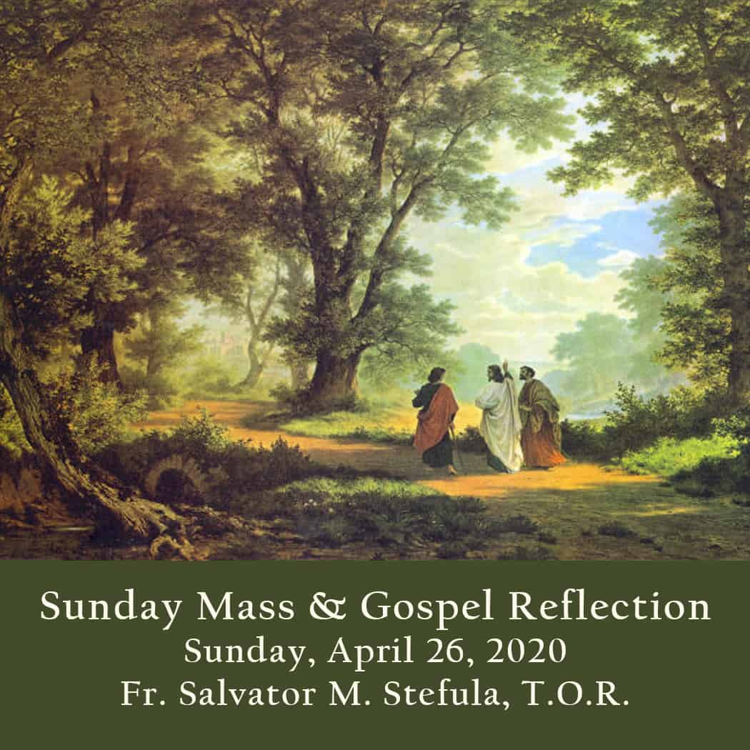 Sunday Mass And Gospel Reflection 3rd Sunday Of Easter