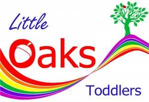 Little Oaks toddlers group Logo for the St Paul's Church Worcester Toddler group