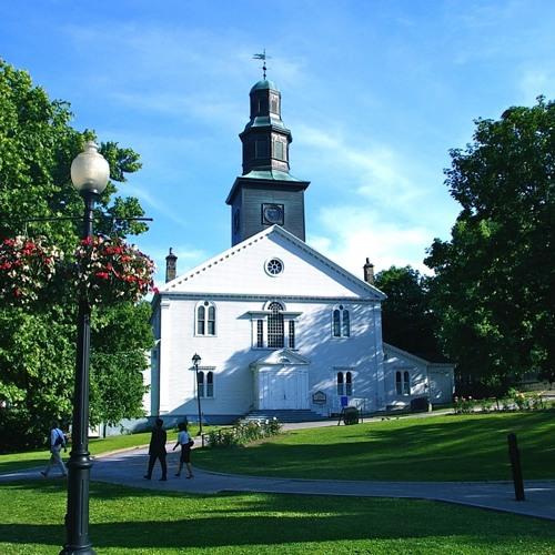 St  Paul's Church, Halifax, Nova Scotia