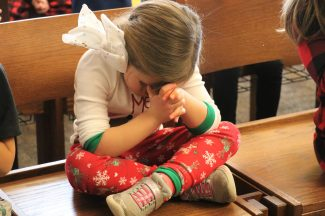 Prayers after Preschool Story Time