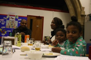 The Mabele family, part of the St Peter's family