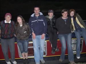 Photo: A good day had by all! (l-r: Ann, Emma, Chris, Ryan, Fiona, Jade)