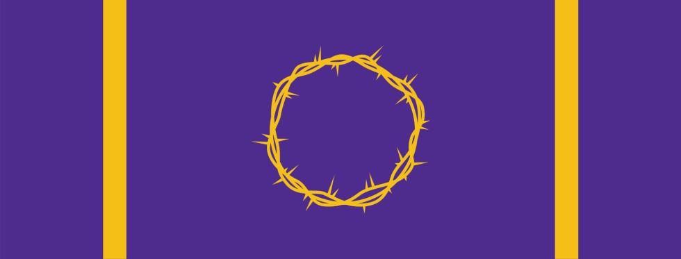 Livestream Digital Parament for Lent