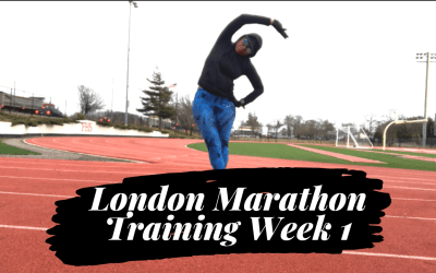 London Marathon Training | A Runners Life | Week 1