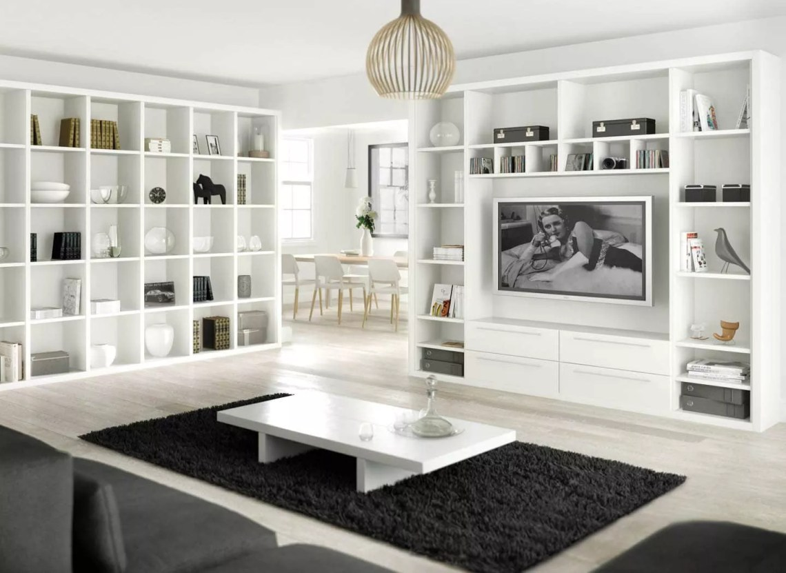 Bespoke Fitted Living Room Designs | Luxury Lounge ...
