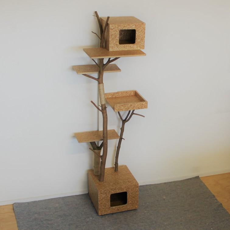 Kattenpaal - STRAEL Productontwerp Utrecht