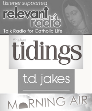Strahlen Grace has appeared on Relevant Radio, Shalom Tidings, TD Jakes Show, and Morning Air