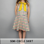 semicircle skirt