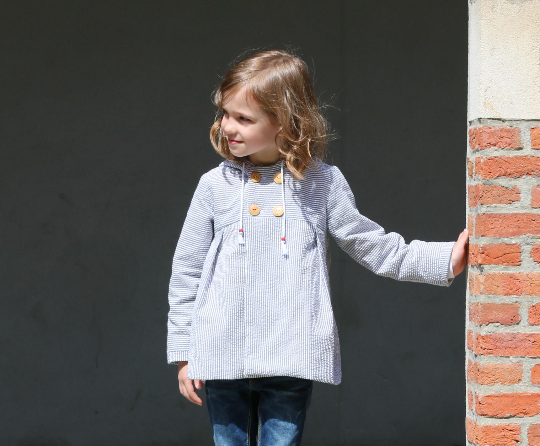 Moiano Summer coat (English)