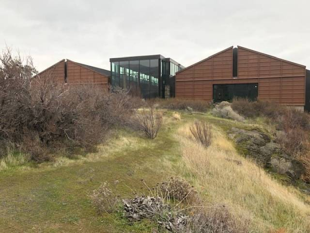 The Columbia Gorge Discovery Center and Museum is home to the new farm-to-table/tip-to-tail restaurant, Rooted in the Gorge.