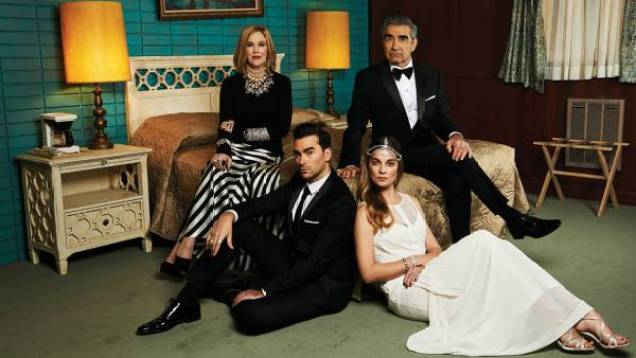Annie Murphy is up Schitt's Creek and loving it | Georgia Straight Vancouver's News & Entertainment Weekly