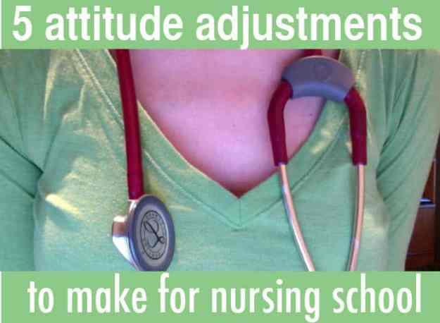 nursing school succeed
