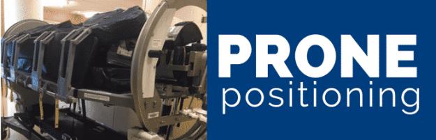 prone positioning