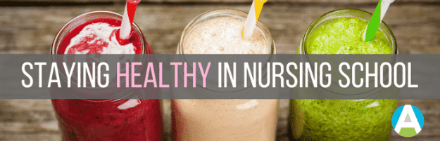 Healthy in Nursing School
