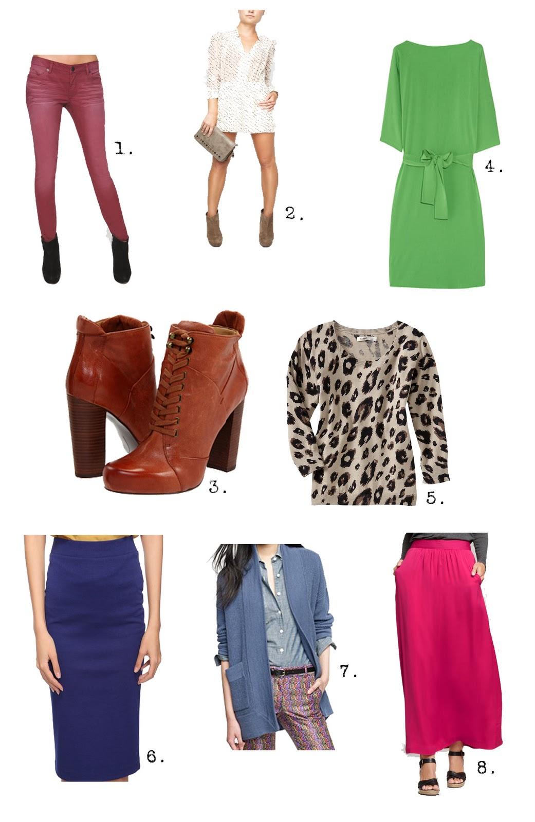 Fashion Fix - Straight A Style