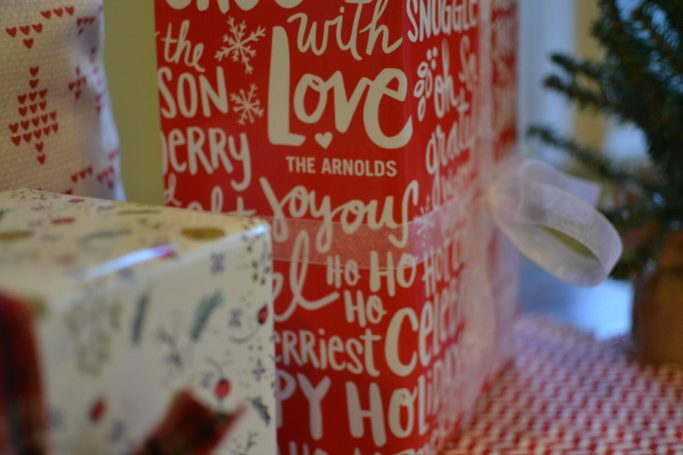 personalized-wrapping-paper
