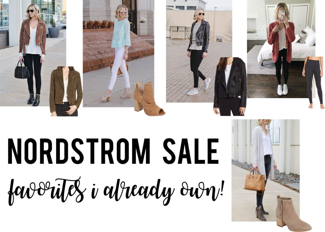 f5847a53616 Today I thought it would be fun to share a couple things from the Nordstrom  sale I already own and love. These are tried and true pieces I have worn  over ...