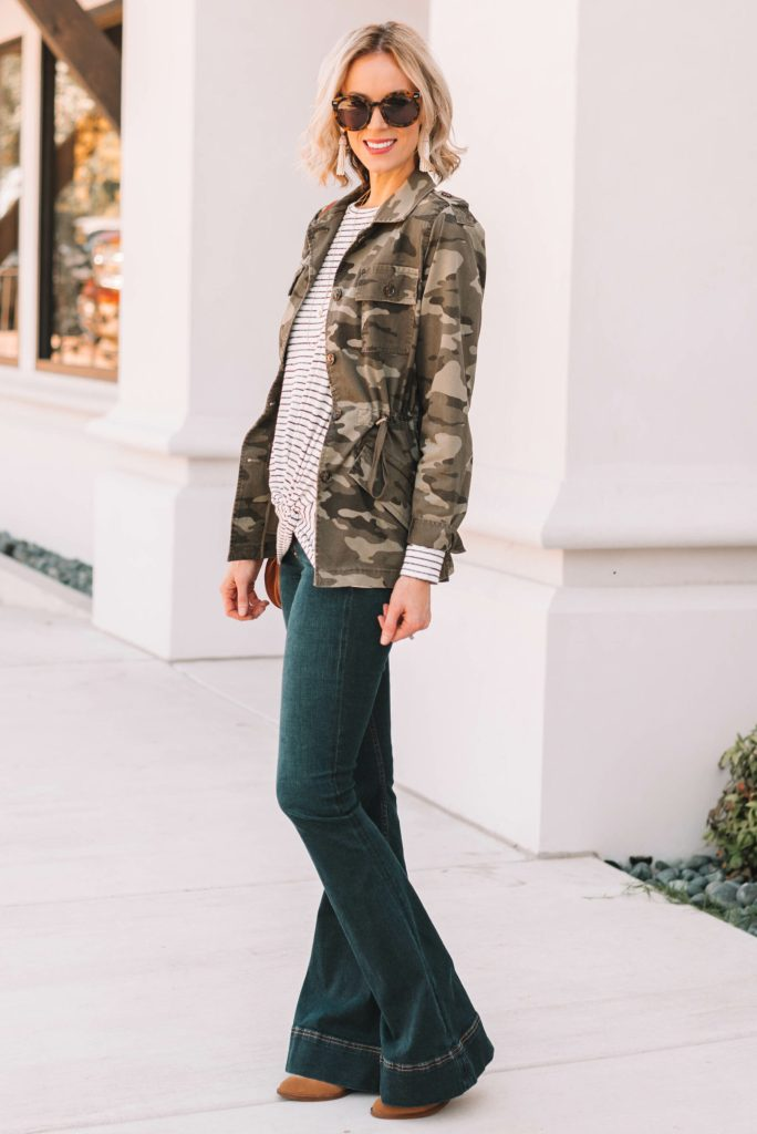 the best flare jeans!