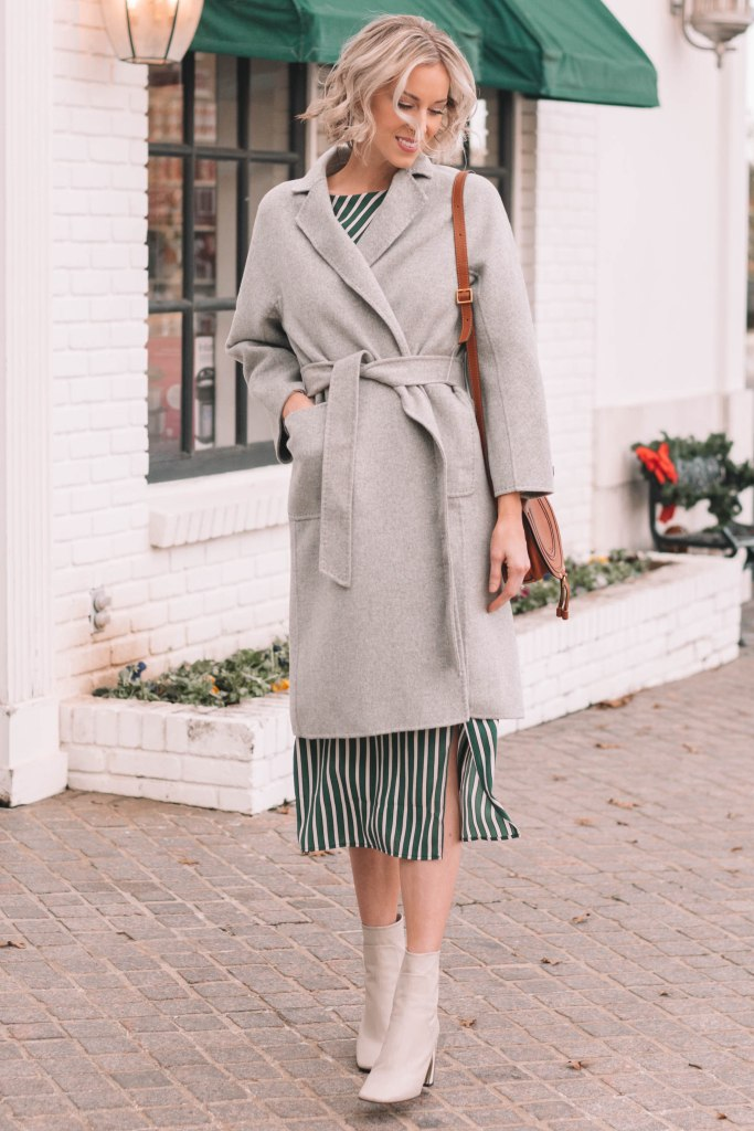 Classic Cashmere Wool Coat