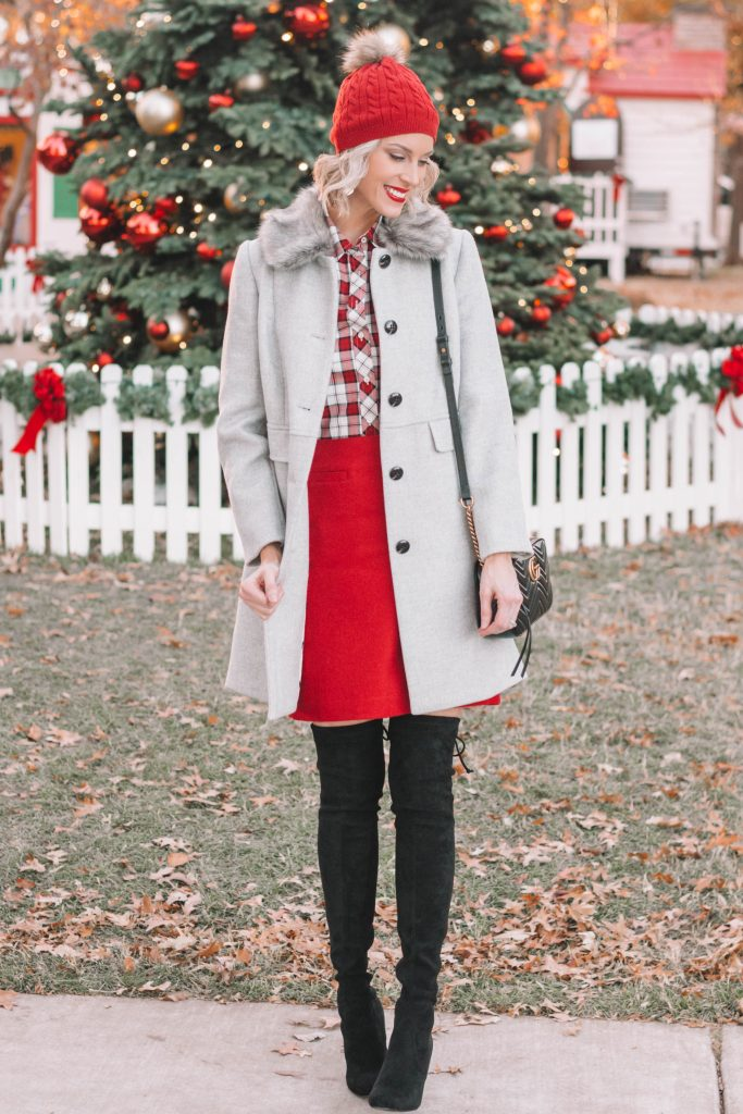 Holiday Ready Look with Talbots - Straight A Style 4d665b29a7da
