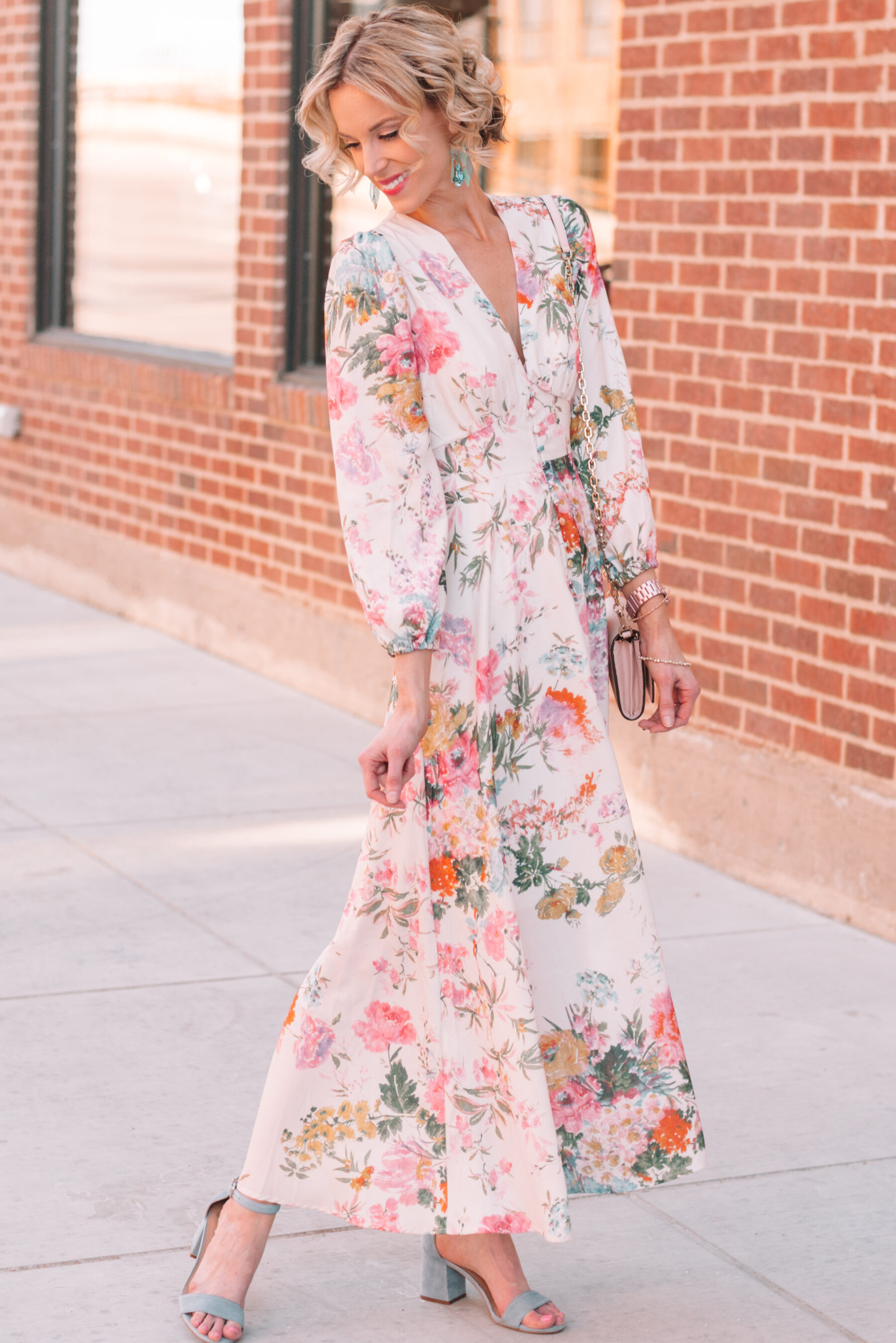 502e41c39fa3 The Most Flattering Style Dress + Easter Dress Ideas - Straight A Style