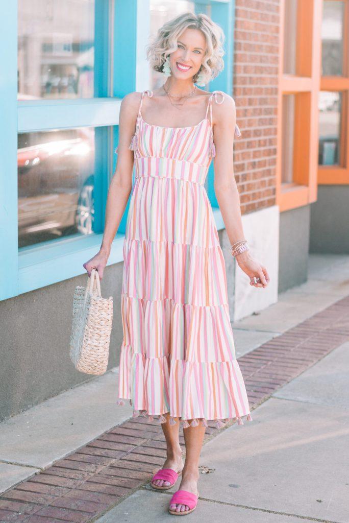 adorable summer sun dress