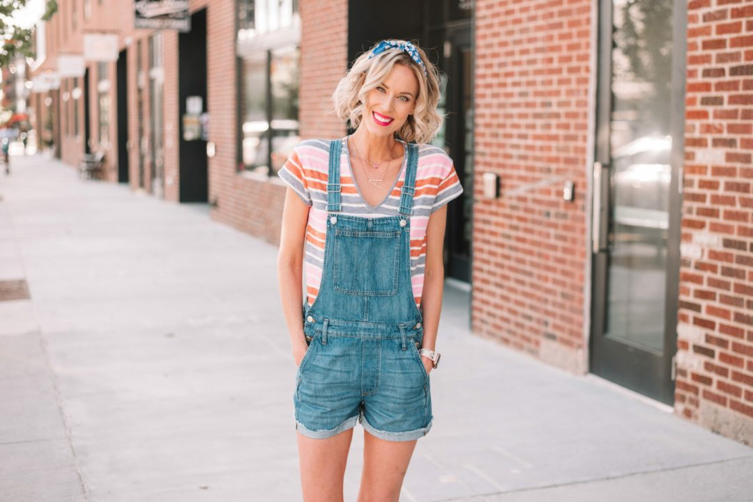 e7a6d83fe917 How to Wear Overalls – Styling Tips and Tricks to Avoid Looking Like a  Farmer
