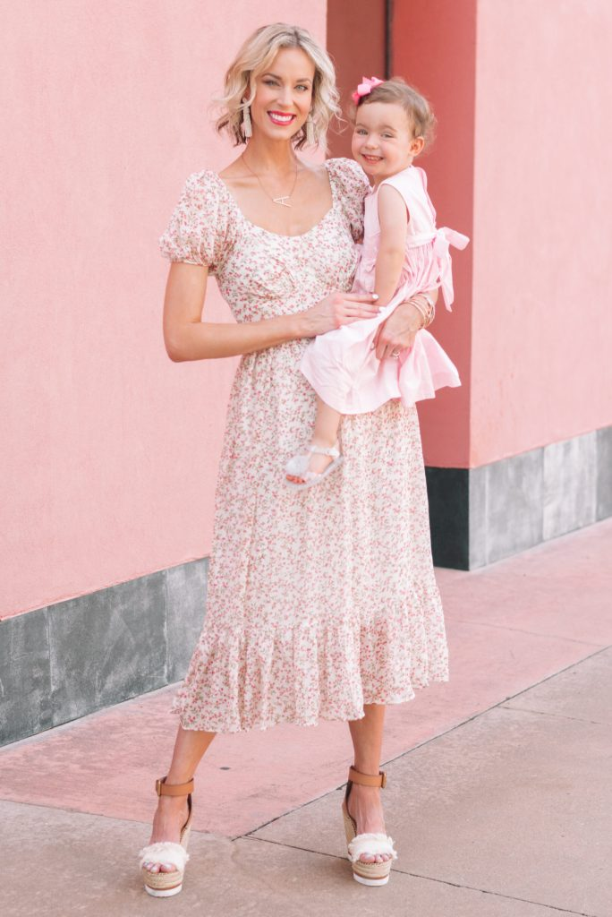 mommy daughter dresses