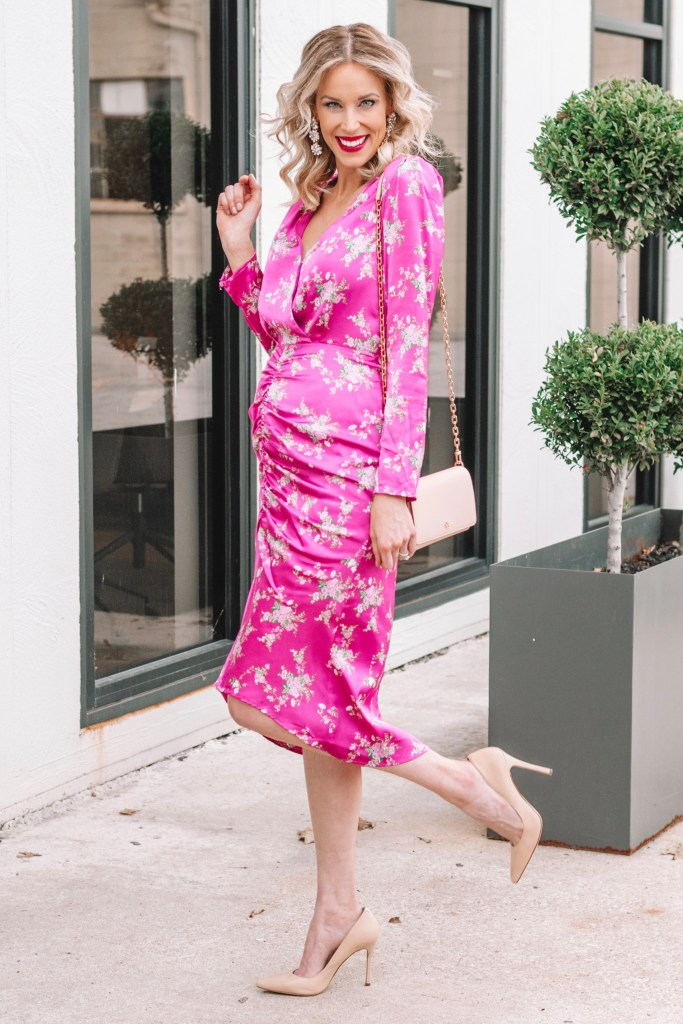 gorgeous dress for spring
