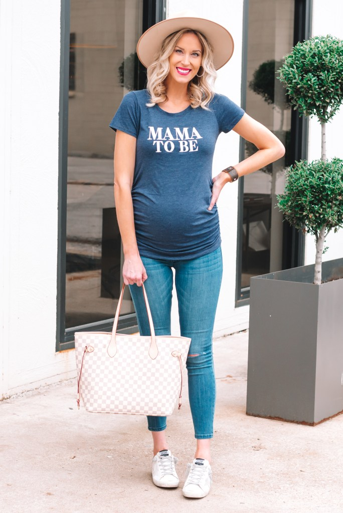 cute weekend maternity outfits