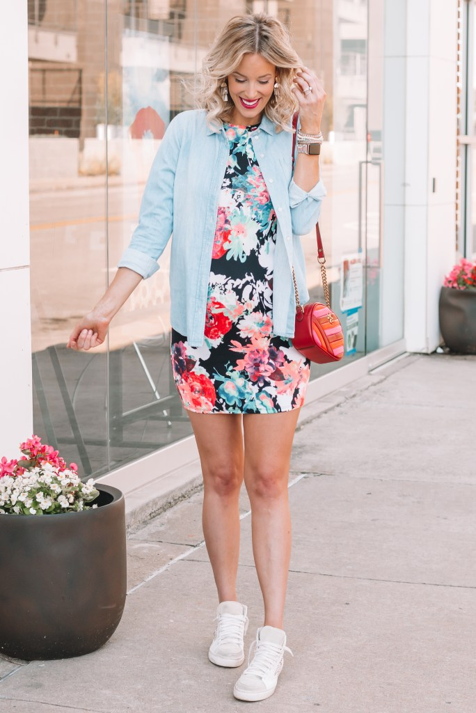 Easy outfit swaps for taking a look from day to night. Get date night ready in no time!
