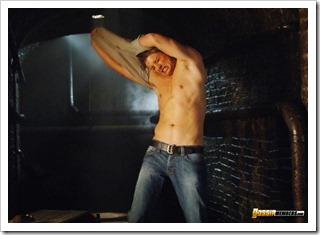 Jensen Ackles shirtless 2