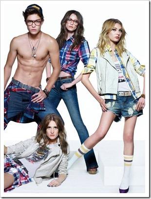 Triton Summer 2012 campaign