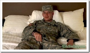 active duty - War Chest Dana in 2 solo scenes (1)
