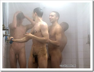 young team of footballers nude (19)