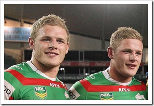 English rugby league player Thomas Burgess (2)