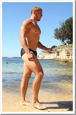 English rugby league player Thomas Burgess (8)