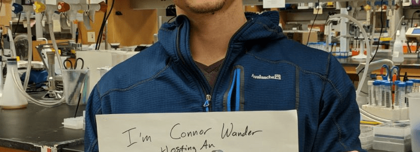 Connor Wander, PhD Candidate