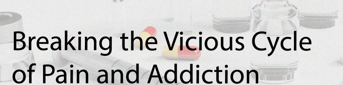 Ep. 30: Breaking the Vicious Cycle of Pain and Addiction with Waylin Yu