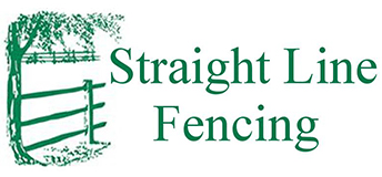 Straight Line Fencing Logo
