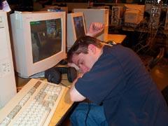 Sleeping at the Keyboard