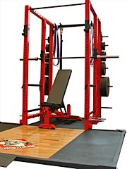 Customisable Pro 3x3 rack over at EliteFTS.