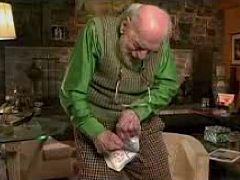 Jack Beers tearing phonebook