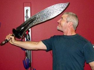 Sword Levering