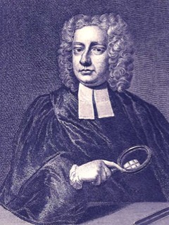 Dr John Theophilus Desaguliers. From an engraving by Hans Hysing.