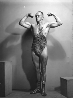 Don Athaldo, 1936. From the Thomas Lennon Photographic Collection, Powerhouse Museum.